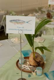 fishing themed wedding. Ideas for Fishing Themed Reception