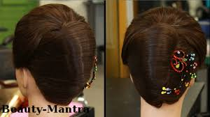 French Twist Hair Style hairstyle french roll youtube 2688 by stevesalt.us