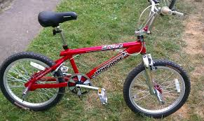 what was your first bike general bmx