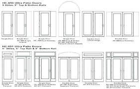 patio door dimensions double door dimension standard patio measurements modern outdoor refrigerator dimensions width d sliding