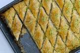 baklawa  lebanese  version of baklava