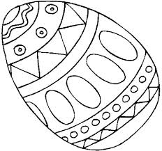 Easter Eggs Colouring Pages To Print Eggs Coloring Pages Kids Love
