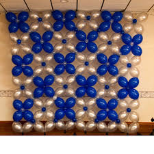 Balloon Centerpieces | Balloon Wall  Link Flowers | Balloon Decorations by  BalloonsTM