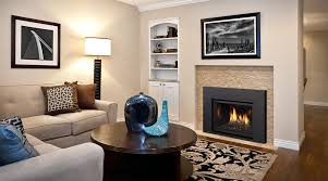 contemporary with fireplace insert gas fireplace image by regency fireplace s