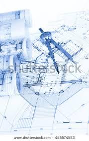 Architecture Blueprints House Architecture Blueprints On A House