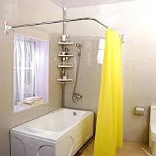 moen curved shower rod showers curved shower rod com curtain suction cups l comfy double moen curved shower rod