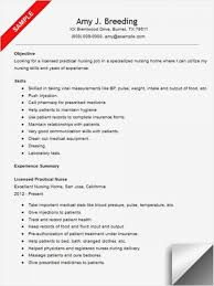 Lpn Resume Objective Sample Relevant Furthermore Lpn Cwicars Com