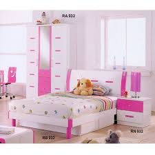 childrens pink bedroom furniture. Childrens Bedroom Furniture: Youth Set In Pink And White R932_ DS @ Elitedecore.com Furniture S