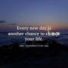 New Day Quotes Classy Inspirational Positive Quotes Every New Day Is Another Chance To