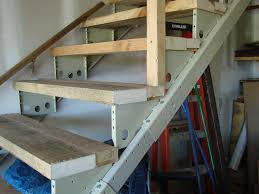 Full Size of Garage:building Stringers For Deck Stairs Outdoor Steps With  Landing Wood Deck Large Size of Garage:building Stringers For Deck Stairs  Outdoor ...