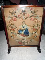 My Old Historic House: A Fire Screen, not a Fire Screen!