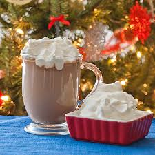 hot chocolate with marshmallows and whipped cream. Wonderful Marshmallows 50 From 1 Reviews Print Sweet Slow Cooker Hot Chocolate And With Marshmallows Whipped Cream R