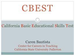 ppt on essay writing skills cbest california basic educational