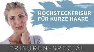 Dirndl Frisur Mit Twist F R Kurze Haare Two For Fashion Youtube