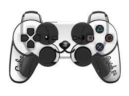 sony ps3 controller. sony ps3 controller skin panda ps3