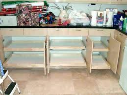 kitchen cabinet sliding drawers slide out cabinet shelves full image for pull out kitchen cabinet organizers