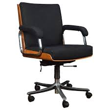 Image Chair Ireland Eames Style Swivel Office Chair For Sale 1stdibs Eames Style Swivel Office Chair At 1stdibs