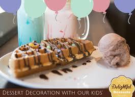 Kids Parties Delightful Desserts Celebrations In Stores