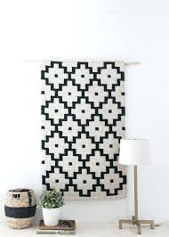 rug hanger for wall earnest home co woven wall hanging persian rug wall hangers rug wall