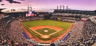 Colorado Rockies Tickets From 12 Vivid Seats