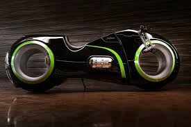 the tron motorcycle bike is real and