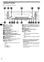 sony cdx gt35uw wiring diagram Sony Gt340 Diagram cdx sw200 manual sony fm am compact disc player sony gt340 manual