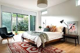 white rug under bed rug under bed bedroom with white bedding wood bed small white rug white rug under bed