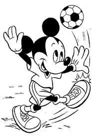 Mickey Mouse Coloring Pages At Getdrawingscom Free For Personal