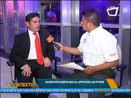 Entrevista a Adolfo McGregor, Presidente de la Junta Directiva de ...