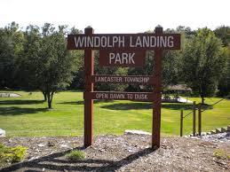 Windolph Landing Park Lancaster Township