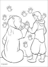 Brother Bear Coloring Page Pages Wright Brothers Oasisescapesco