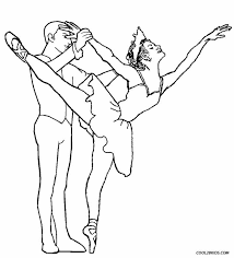 Small Picture Printable Ballet Coloring Pages For Kids Cool2bKids