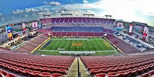 Buccaneers Vs Colts Raymond James Stadium