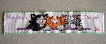 Cross Stitch Bookmark Patterns Best Decorating Ideas