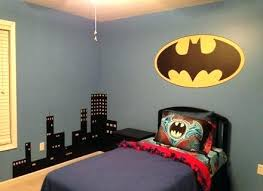 Batman Bedroom Accessories For Kids Batman Bedroom Bedroom Batman Bedroom  Ideas Using Nice Wall Sticker For . Batman Bedroom Accessories ...