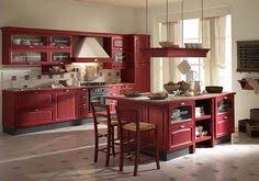 red country kitchens. Brilliant Country I Love This Red Kitchen To Red Country Kitchens O