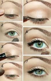eye shadow colors for hazel eyes