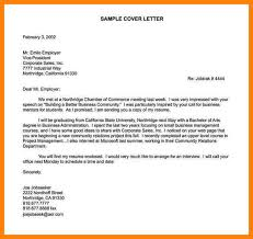 how to make cover letter 6