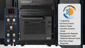 smartrack 7000 btu 120v rack mounted air conditioning unit smartrack 7000 btu 120v rack mounted air conditioning unit srcool7krm tripp lite