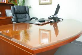 office desk table tops. Protecting A Quality Piece Of Furniture With Glass Is Always An Attractive  And Intelligent Choice. If You Want To Protect Your Desk In Home Office From Table Tops