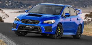 2018 subaru price. modren subaru 2018 subaru wrx wrx sti pricing and specs tweaked looks more kit with subaru price