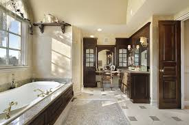 gray bathroom with white cabinets. cozy bathroom design with classical elements using marble porcelain tiles smaller pieces of granite gray white cabinets