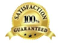 Image result for 100% satisfaction guaranteed seal