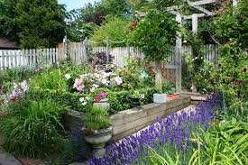 Small Picture Cottage garden designs photos