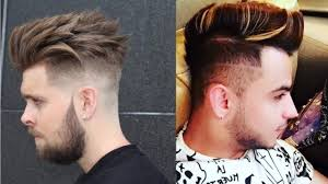 Mens Haircut 2018 New Undercut Hairstyles For Guys 2018 Trending