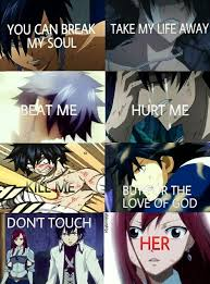 Fairy Tail Love Quotes Unique Real True Love Uploaded By � Soso � On We Heart It