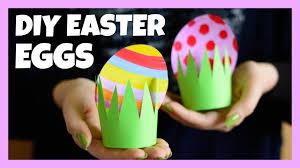 paper easter egg craft easter crafts for kids