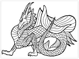 Free Printable Coloring Pages Baby Dragon Dragon Coloring Pictures