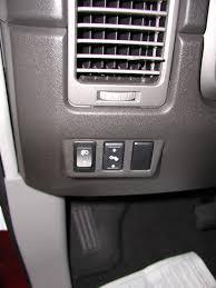 2006 Nissan Titan Fog Light Switch Parking Lights With Fog Lamps Nissan Titan Forum