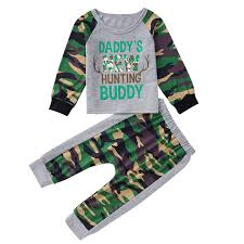 Boy's <b>Letter</b> Print <b>Camouflage Patchwork</b> Long Sleeves Casual Set ...